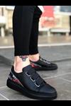 Wagoon WG029 Gökkuşağı Renkli Kalın Taban Casual Erkek Ayakkabı